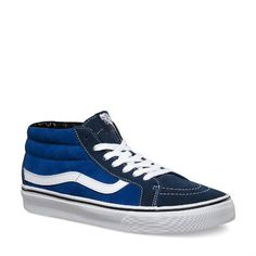 e69eea427257cb SHOES GUYS (AND LADIES). Vans Sk8 MidDress ...