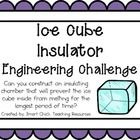 Ice Cube Insulation: Engineering Challenge Project ~ Great STEM Activity!  $2  tpt
