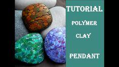 DIY|Use the old polymer clay|Pendant/Используем старую полимерную глину|...