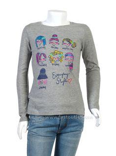 Camiseta Muñeca, Otoño Invierno 2014/2015