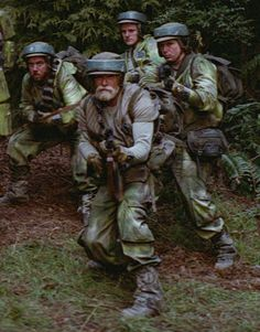 Endor Rebel Soldiers