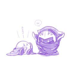 Meta Knight x Kirby   Tumblr