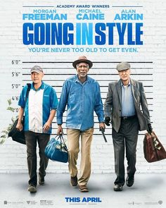 #GoingInStyle Movie