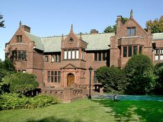 The Morgan Mansion