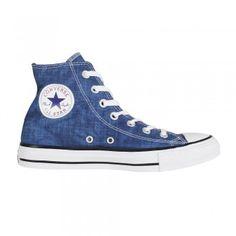 Converse Chuck Taylor All Star 151199C Sneaker High Roadtrip blue