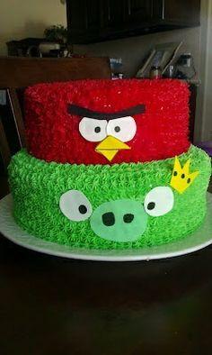 Angry Birds - Decoración de Fiestas y Cumpleaños