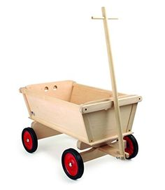 Small Foot 10308 Nature Hand Cart for Children