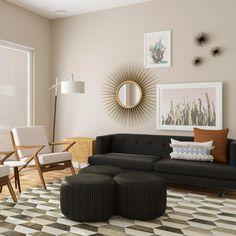 80 best Mid-Century Modern Living Room Design Ideas images on ...