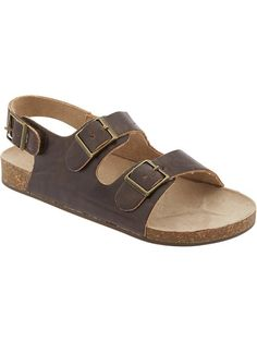 Buckle-Strap Sandals for Baby