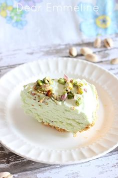 Pistachio Icebox Pie | 27 Delicious No-Bake Icebox Cakes