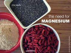 The news has been abuzz with magnesium lately, and for good reason. Every system and function in our body depends on magnesium, but many things can deplete our magnesium levels -- from something as simple as vomiting or diarrhea to more serious medical conditions. How can you restore your magnesium levels? Start by healing any possible gut issues, and also eat magnesium-rich supplemental foods.  | TraditionalCookingSchool.com