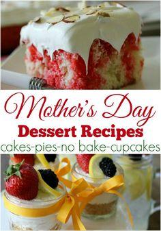 Cakes, pies, cupcake