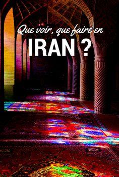Tant de merveilles à découvrir en Iran! Voici que faire en 3 semaines dans ce fabuleux pays.