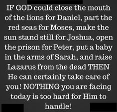 God can do anything. God loves you. God loves for you to ask Him - Ephesians far beyond what you can Words Faith Quotes, Bible Quotes, Bible Verses, Scriptures, Qoutes, Belief Quotes, Sea Quotes, Gospel Quotes, Strength Quotes