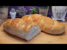 Εύκολο σπιτικό ψωμί - Konstantina's kitchen - YouTube Bread, Youtube, Food, Brot, Essen, Baking, Meals, Breads, Buns