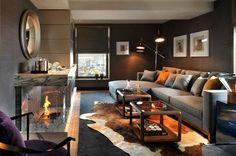 Inglesa leva conforto de casa a hotel - Casa Vogue | Lazer&Cultura