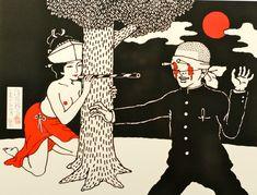 The Earliest Works  - Toshio Saeki