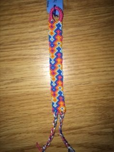 Photo of #32784 by Sierra22pink - friendship-bracelets.net