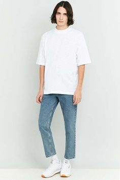 Loom Light Blue Dad Jeans