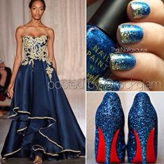 this would make a great prom outfit