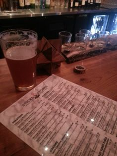 Apres in Schroon Lake- Good beer and food