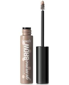 Benefit Gimme Brow fiber gel that volumizes brows.  Just started using this product and am super impressed.