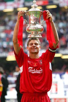 Happy birthday Steven Gerrard: 35 at 35 - Liverpool Echo Liverpool Fc, Liverpool Champions, Liverpool Legends, Liverpool Football Club, Best Football Players, Soccer Players, Steven Gerrad, Stevie G, This Is Anfield