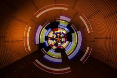 Create Abstract Light Patterns In Photos Using LEDs