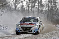 Through the winter wilderness. #Racing #Speed #Power #Action #RallyRacing