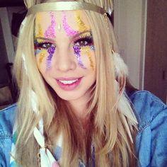 elf/fairy makeup | Fairies \'n Elves <3_<3 | Pinterest | Fairy ...