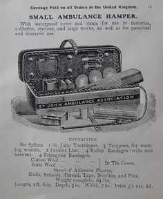 St John's Ambulance 'First Aid For The Injured' 1914 Edition | Flickr - Photo Sharing!