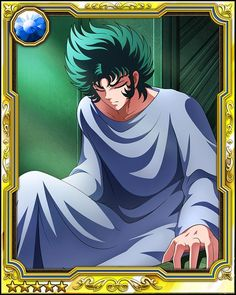 Capricorn Shura |   Los新カード追加 の画像|モバゲープレイ日記/聖闘士星矢ギャラクシーカードバトル