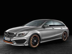 Most Wanted Mercedes Benz CLA Shooting Brake 2017