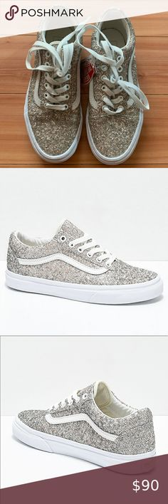 26 Best glitter vans images | Glitter vans, Me too shoes