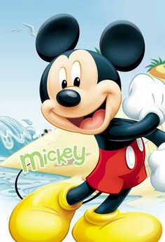 Mickey Mouse ❤                                                       …