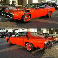 '72 Plymouth Road Runner