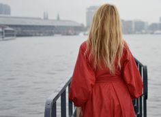 Jacinta @ Photo Shoot aan de Amsterdamse grachten by Ilse Huizinga