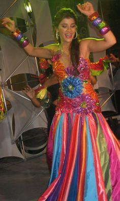 Barranquilla - Carnival Queen Andrea Jaramillo