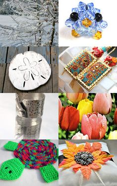 All four seasons, in one collection!--Pinned with TreasuryPin.com