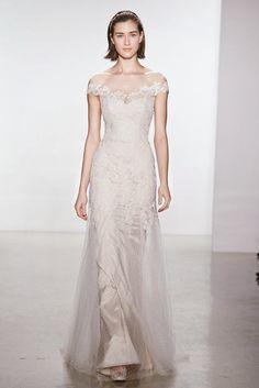 Christos vestido de novia colección Primavera 2015.