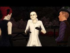 The Sims 3 Midnight Hollow Trailer Around The Sims 4, The Latest Buzz, Sims Games, 3 I, Sims 3, Take That, Statue, Ethereal, Cold