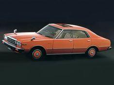 Nissan Laurel Hardtop (C231) '1978–80