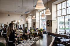 Café Florianihof - mitten in der Josefstadt.  Entdeckt auf stadtbekannt.at