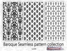 Cool Baroque Patterns Collection Lite. A lite version of the Baroque pattern collection with 69 variations of the popular design. this one features around 20 baroque pattern variations. --------------------------------------------------------------------------------------------- Also check out some commercial pattern packs: on: graphicriver.net/item/baroque-pattern-collection-1/142242?ref=peterplastic or my site - www.peterplastic.net…