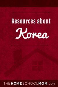 Korea - TheHomeSchoolMom