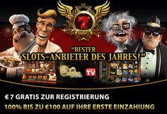 7red heißt Sie willkommen mit €7 gratis zur Registrierung und  zusätzlichem Bonus   100% Bonus für die erste Einzahlung bis zu 100 Euro   Hier klicken  Nichts geht über den Kundenservice und die Spielqualität von 7red  Warum es nicht mal ausprobieren? Spielen Sie unsere 3D Spiele!