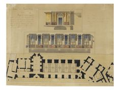 Plans of the grand trianon versailles floorplans i love for Trianon plan salle