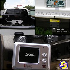Trailer Hitch, Backup Camera, Rear View, Campsite, Travel Tips, Stress, Beer, Tools, Easy