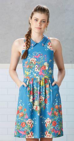 Só na Antix Store você encontra Vestido Ginástica com Fitas com exclusividade na…