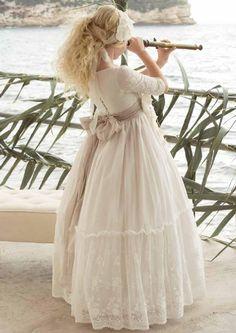 vestidos comunión 2014 rubio kids 4